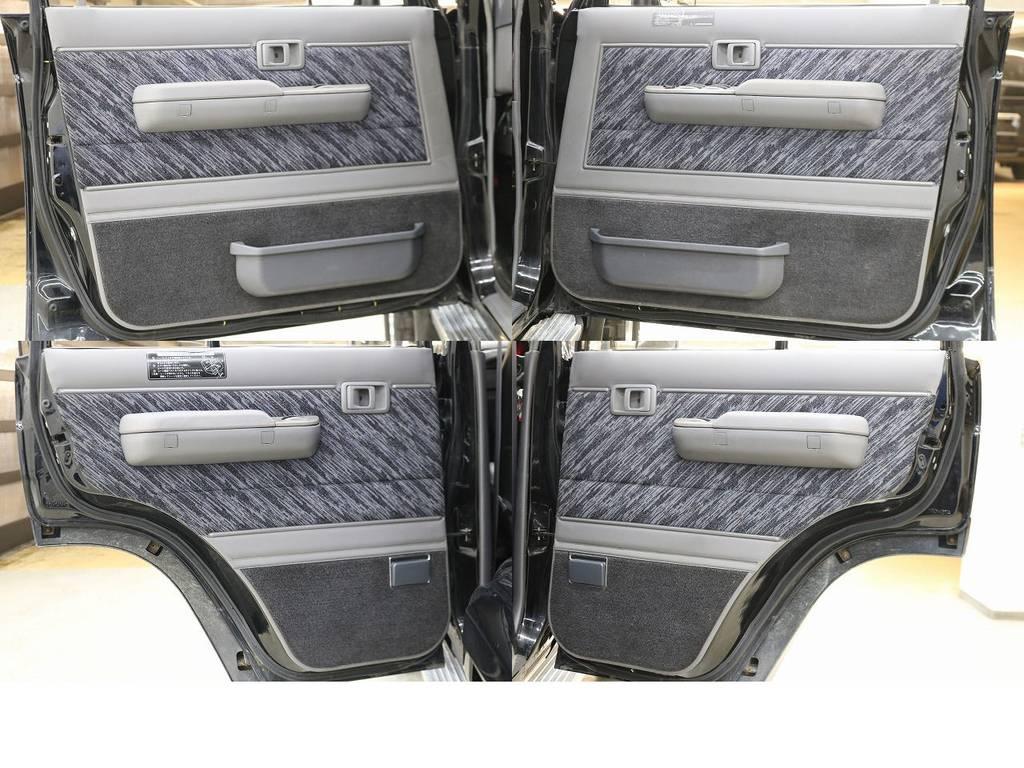 内張りになります☆ | トヨタ ランドクルーザープラド 3.0 SXワイド ディーゼルターボ 4WD