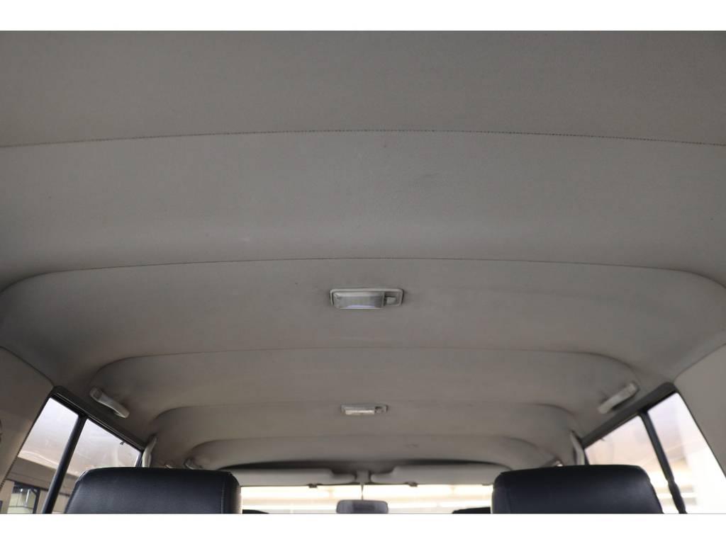 天張りになります☆ | トヨタ ランドクルーザープラド 3.0 SXワイド ディーゼルターボ 4WD