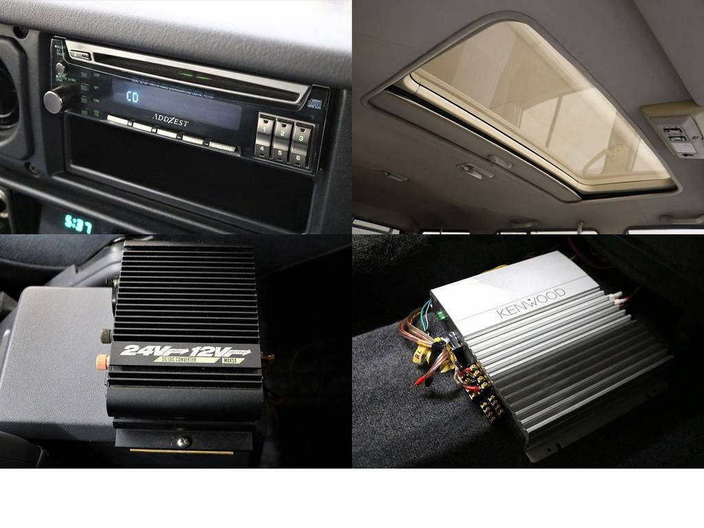 最新ナビ導入可♪サンルーフ☆DCDCコンバータ☆ | トヨタ ランドクルーザー70 4.2 ZX ディーゼル 4WD