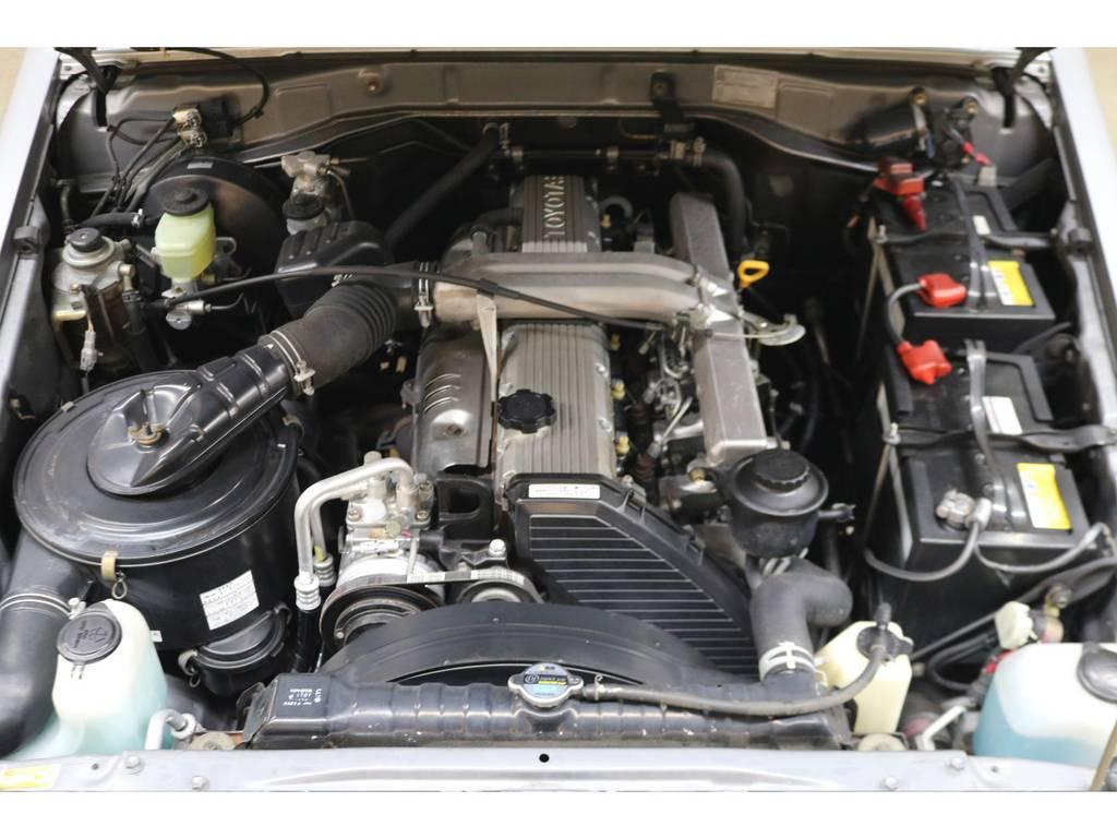 耐久性に優れた1HZエンジン搭載☆ | トヨタ ランドクルーザー70 4.2 ZX ディーゼル 4WD