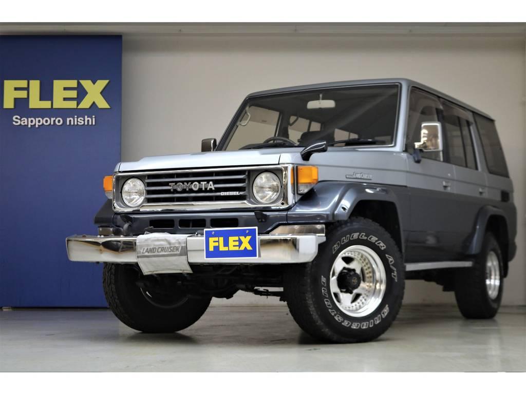 たくさんのご来店・お問い合わせを心よりお待ちしております♪ | トヨタ ランドクルーザー70 4.2 ZX ディーゼル 4WD