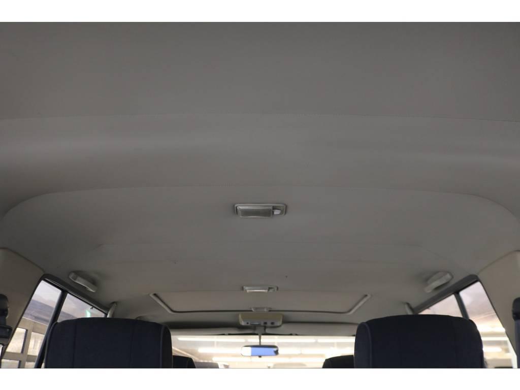 天張りになります☆ | トヨタ ランドクルーザー70 4.2 ZX ディーゼル 4WD