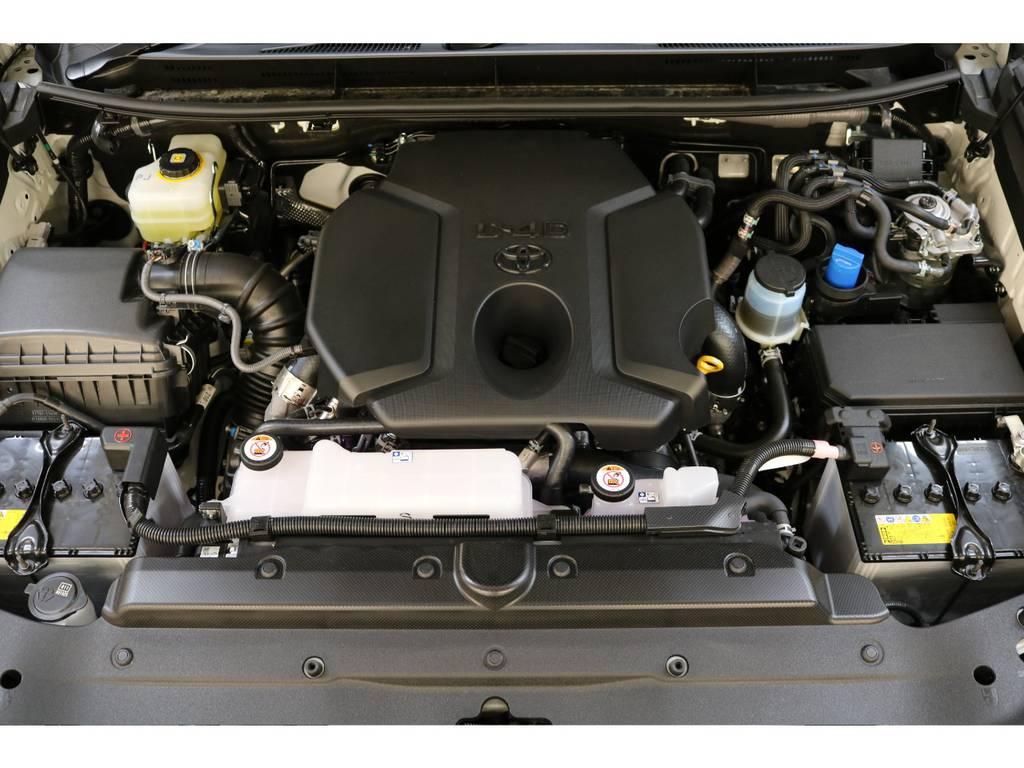 新型クリーンディーゼル☆   トヨタ ランドクルーザープラド 2.8 TX ディーゼルターボ 4WD 7人