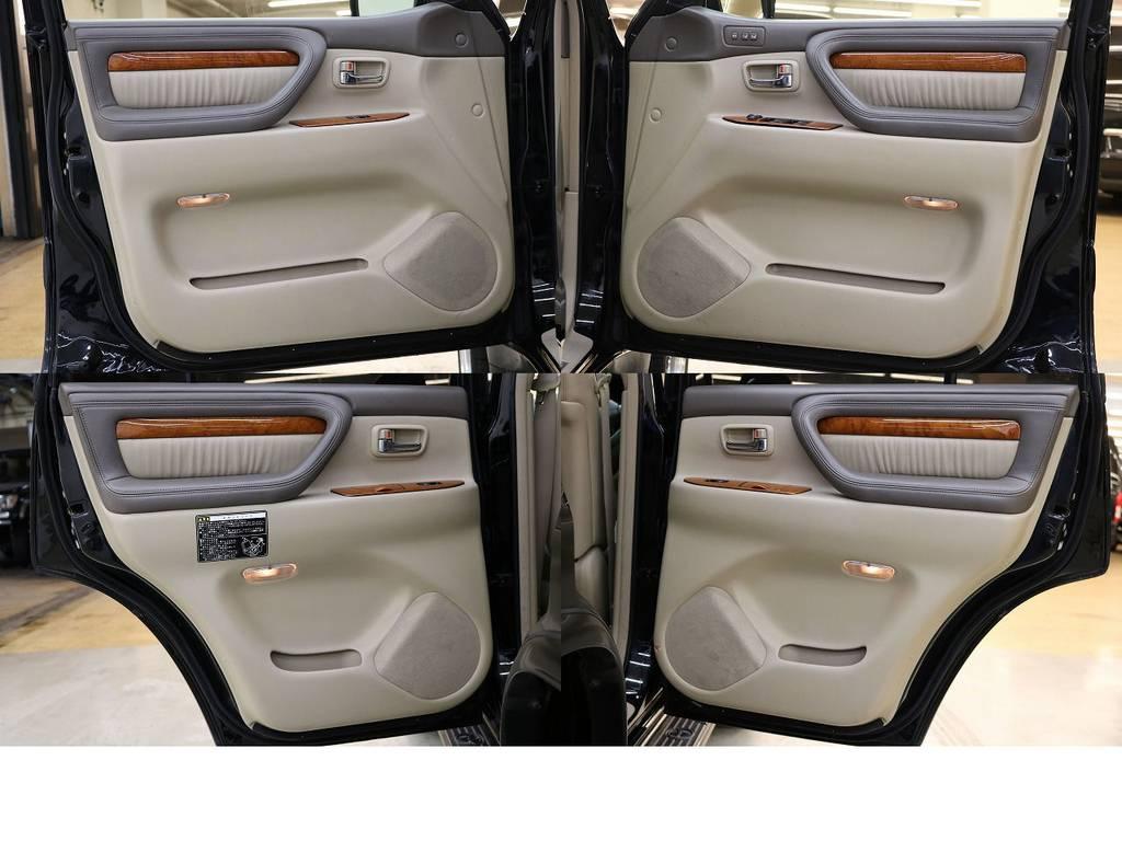 内張りになります☆ | トヨタ ランドクルーザーシグナス 4.7 4WD