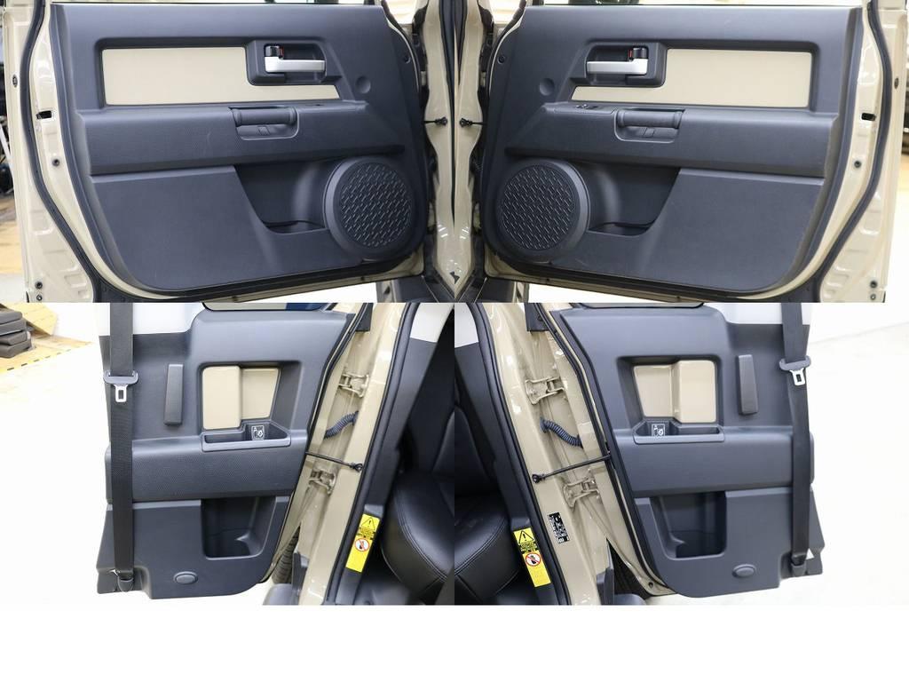内張りになります☆ | トヨタ FJクルーザー 4.0 カラーパッケージ 4WD トレイル仕様