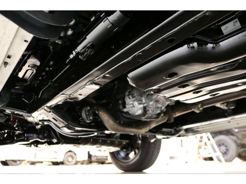 下廻りになります☆ | トヨタ FJクルーザー 4.0 カラーパッケージ 4WD トレイル仕様
