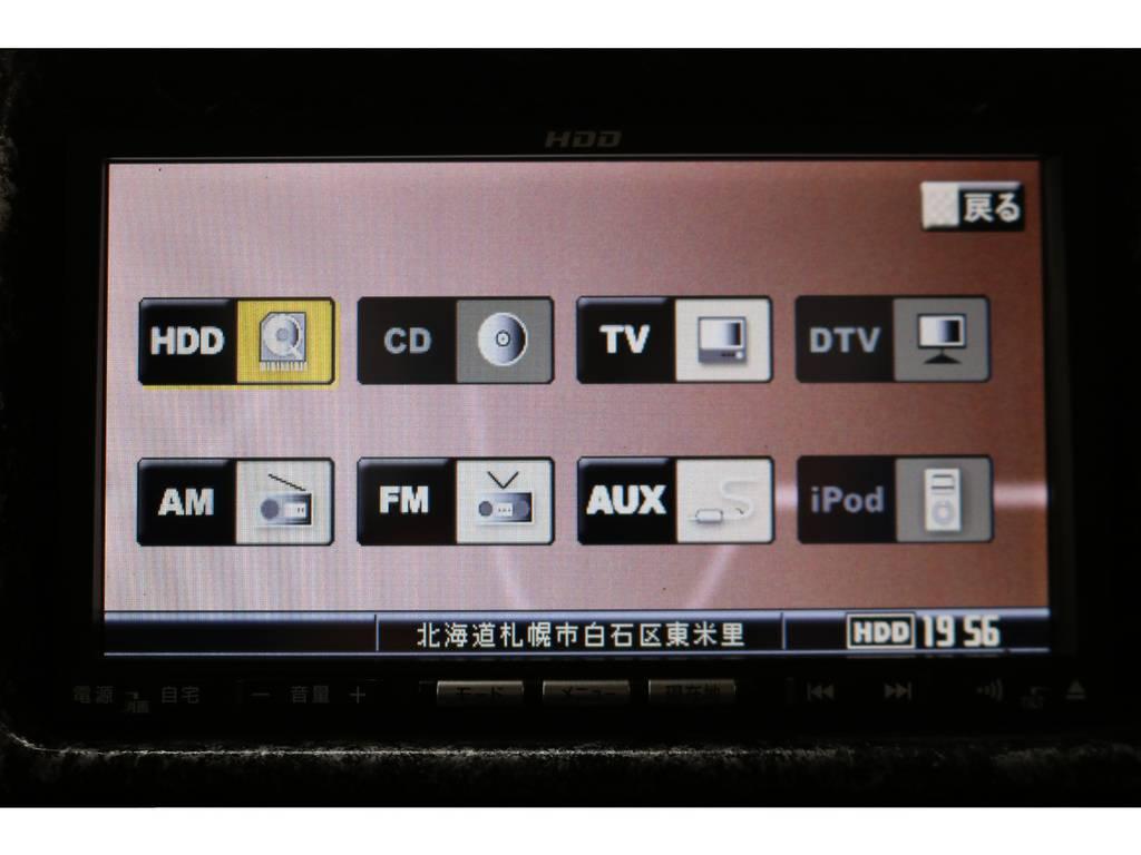HDDナビ☆ | トヨタ ランドクルーザープラド 3.0 EXワイド ディーゼルターボ 4WD