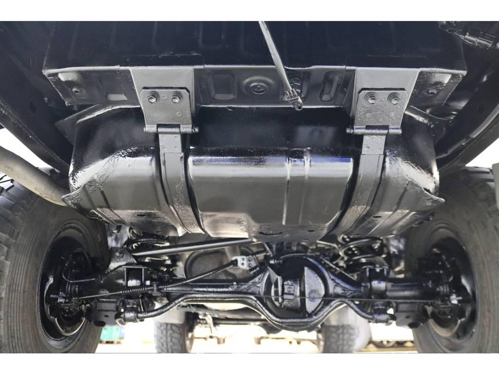 下廻りになります☆ | トヨタ ランドクルーザープラド 3.0 EXワイド ディーゼルターボ 4WD