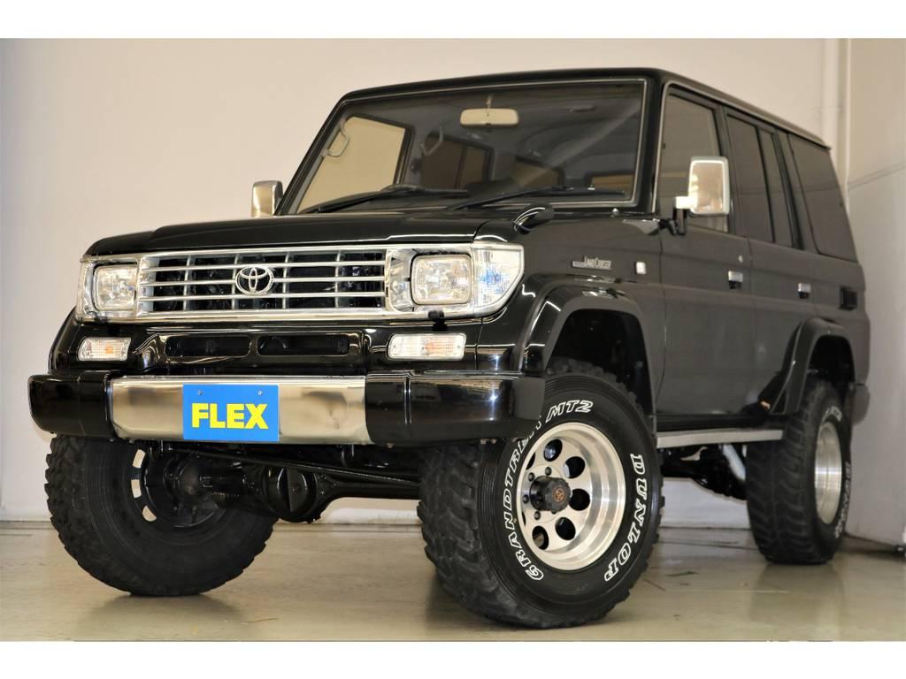 たくさんのご来店・お問い合わせを心よりお待ちしております♪ | トヨタ ランドクルーザープラド 3.0 EXワイド ディーゼルターボ 4WD