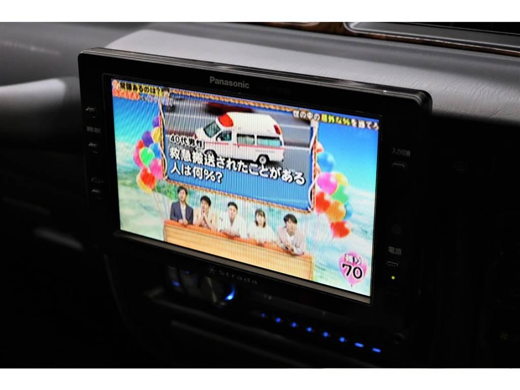 ワンセグモニター☆ | トヨタ ランドクルーザー80 4.2 VXリミテッド ディーゼルターボ 4WD