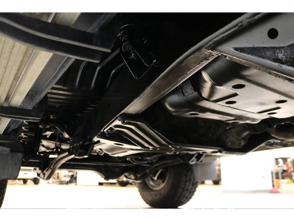 下廻りになります☆ | トヨタ ランドクルーザー80 4.2 VXリミテッド ディーゼルターボ 4WD
