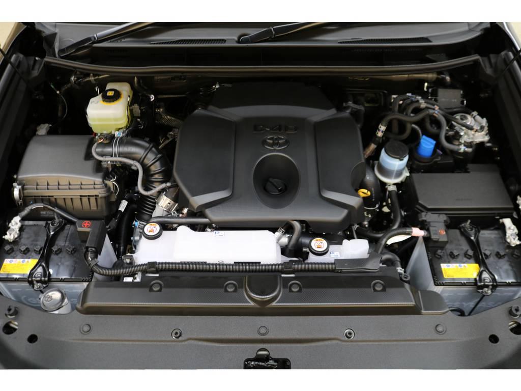新型クリーンディーゼル搭載☆ | トヨタ ランドクルーザープラド 2.8 TX ディーゼルターボ 4WD 5人