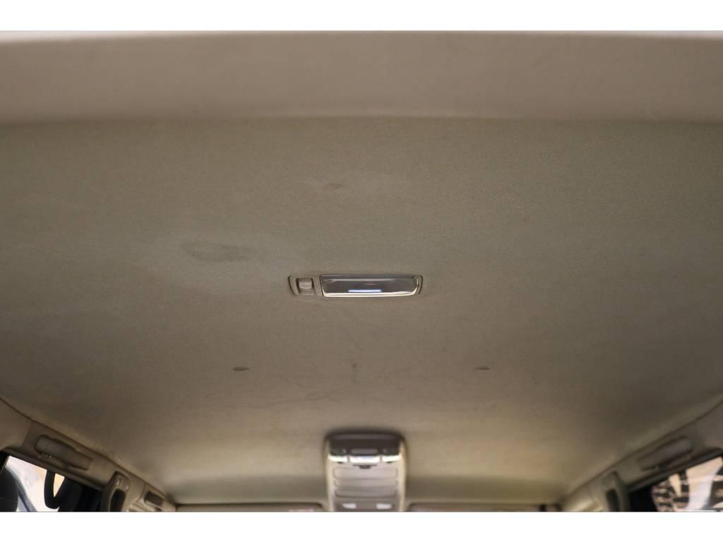 天張りになります☆ | トヨタ ランドクルーザー100 4.2 VXリミテッド ディーゼルターボ 4WD