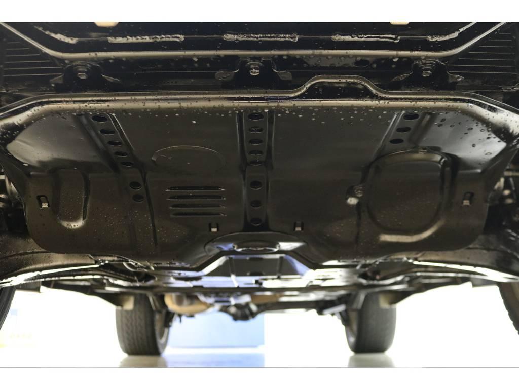 下廻りになります☆ | トヨタ ランドクルーザー100 4.7 VXリミテッド 4WD