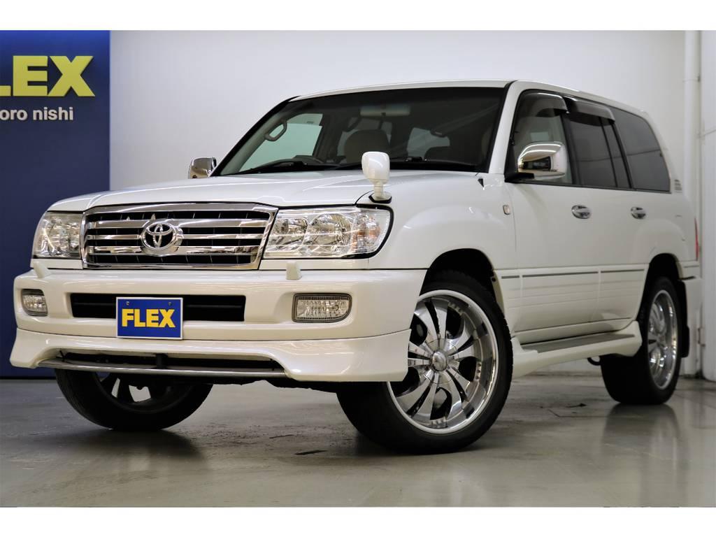 たくさんのご来店・お問い合わせを心よりお待ちしております♪ | トヨタ ランドクルーザー100 4.7 VXリミテッド 4WD