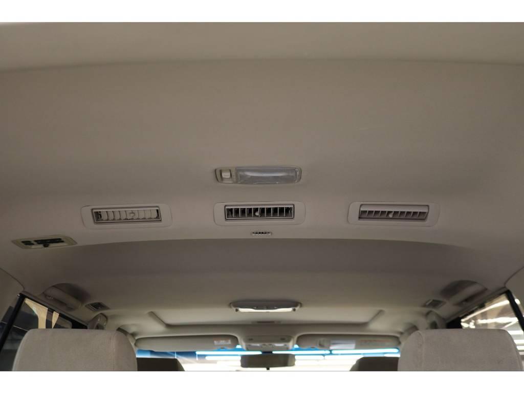 天張りになります☆ | トヨタ ランドクルーザー100 4.7 VXリミテッド 4WD