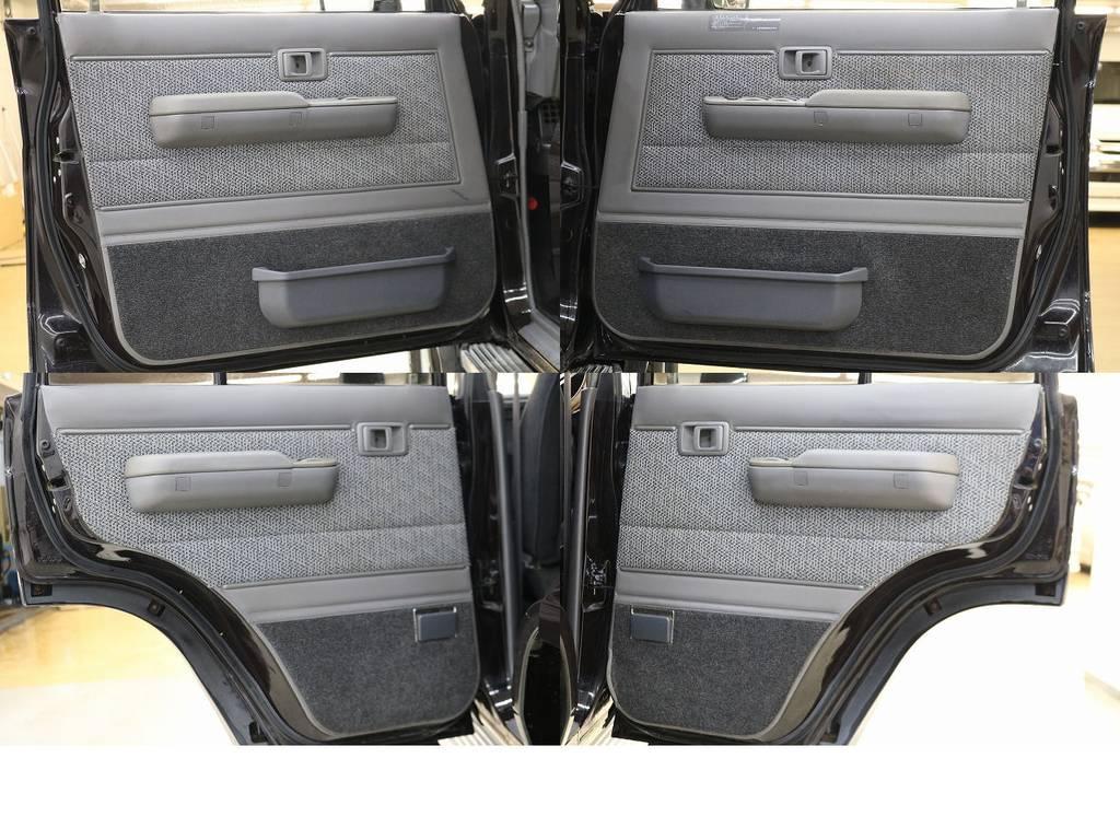 内張りになります☆ | トヨタ ランドクルーザー70 4.2 ZX ディーゼル 4WD