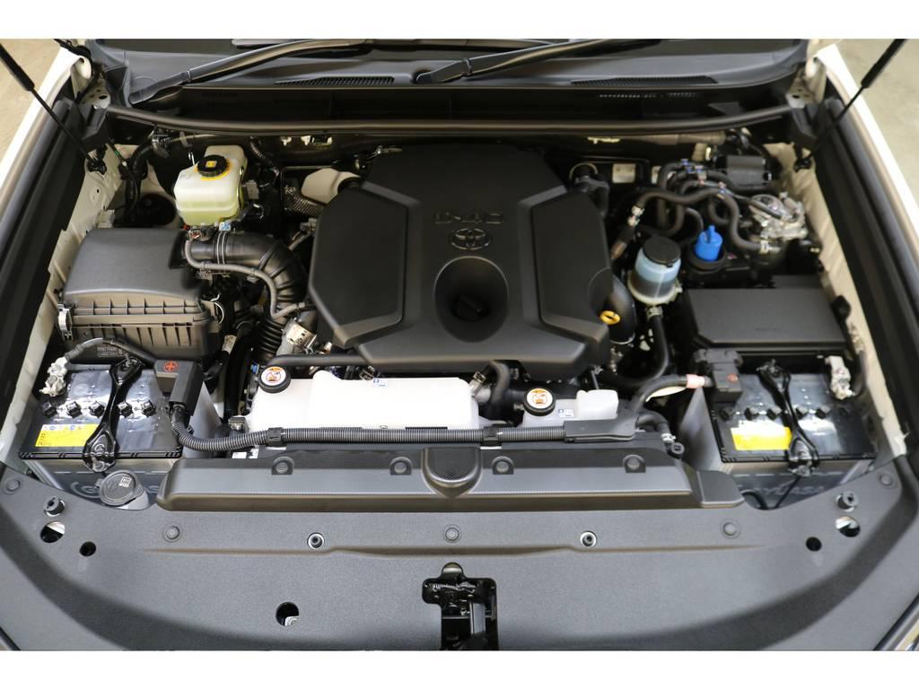 新型クリーンディーゼル搭載☆ | トヨタ ランドクルーザープラド 2.8 TX ディーゼルターボ 4WD 7人 試乗車