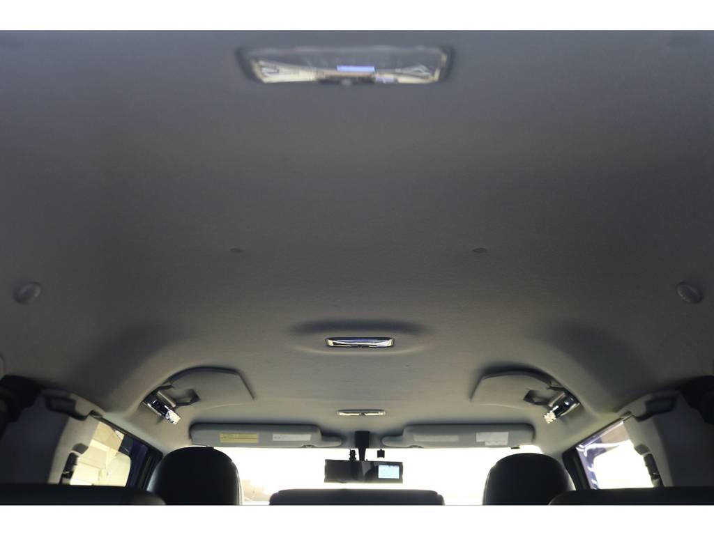 天張りになります☆ | トヨタ FJクルーザー 4.0 ブラックカラーパッケージ 4WD
