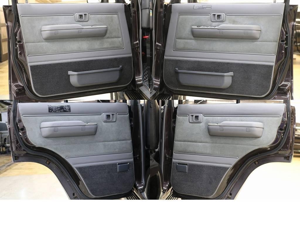 内張りになります☆ | トヨタ ランドクルーザープラド 3.0 EXワイド ディーゼルターボ 4WD