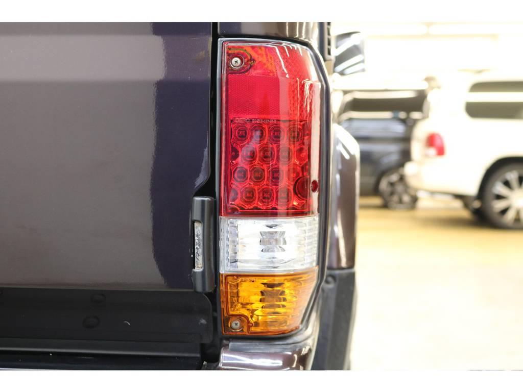 新品LEDテールランプ☆ | トヨタ ランドクルーザープラド 3.0 EXワイド ディーゼルターボ 4WD