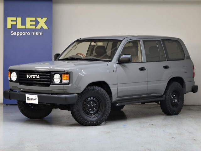 【Renoca】【106】【NEWペイント:デストロイヤーグレー】【新品タイヤ&ホイール】【オリジナルシートカバー】【1ナンバー登録可】