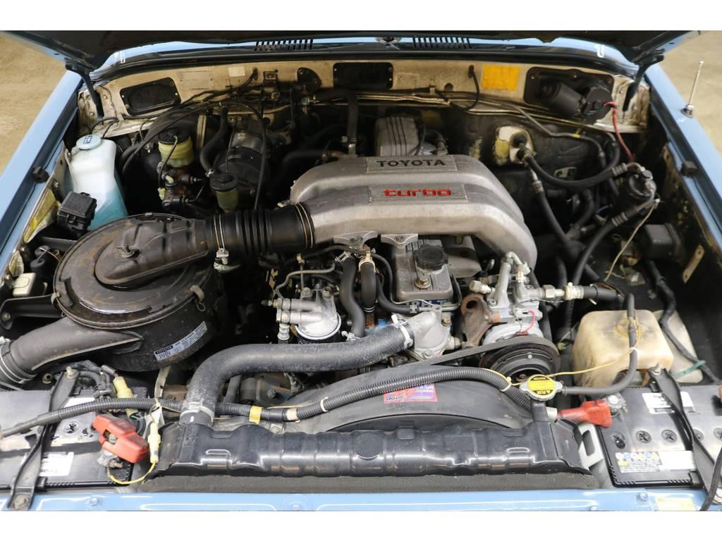 耐久性に優れたディーゼルエンジン搭載☆60系最速ディーゼルターボエンジンです♪