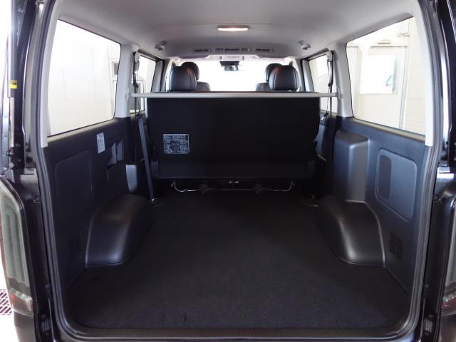 ベットKIT取付、床張り等もご相談下さい!! | トヨタ ハイエースバン 2.8 スーパーGL ロング ディーゼルターボ ダークプライムTSS