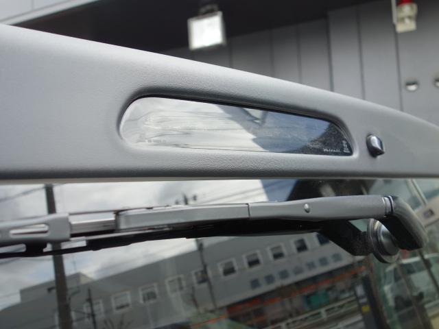 ヴァレンティー製ハイマウントライト装備!! | トヨタ ハイエースバン 2.0 DX ロング スポーツパッケージTSS付