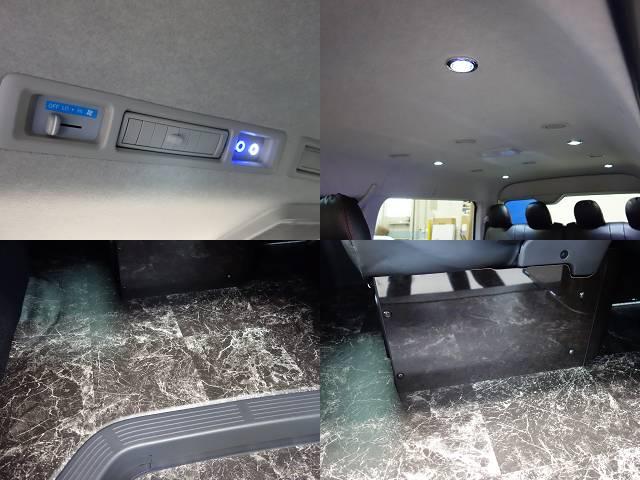 天井も追加LED灯増設済み!!
