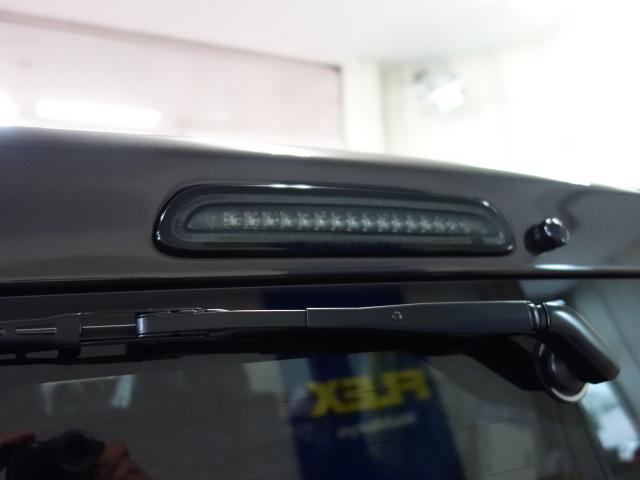コプラス製LEDハイマウントライト装備!! | トヨタ ハイエースバン 2.0 スーパーGL 50TH アニバーサリー リミテッド ロングボディ