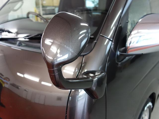 アンダーミラーも同色塗装済み!! | トヨタ ハイエースバン 2.0 スーパーGL 50TH アニバーサリー リミテッド ロングボディ