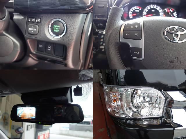 メーカーオプションも多数装備!!   トヨタ ハイエース 2.7 GL ロング ミドルルーフ 4WD
