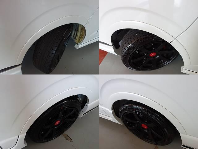 28年式ワゴンGLフルエアロKIT3列シート搭載床張りロングスライドレールトリプルナビパッケージ装備車両入庫!! | トヨタ ハイエース 2.7 GL ロング ミドルルーフ