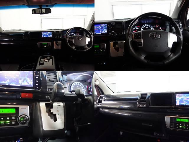 27年ワゴンGLロングスライドレール装備3列シート対面、フルフラット可能シートアレンジ車両入庫!! | トヨタ ハイエース 2.7 GL ロング ミドルルーフ