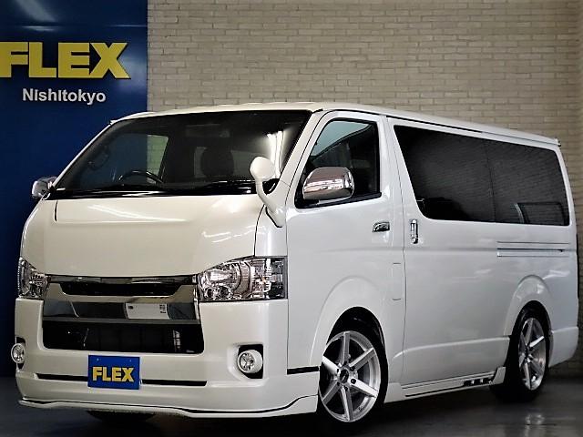 新車ダークプライムⅡ415コブラフルコンプリートカー完成致しました!!店頭在庫車、即納車可能になります!!