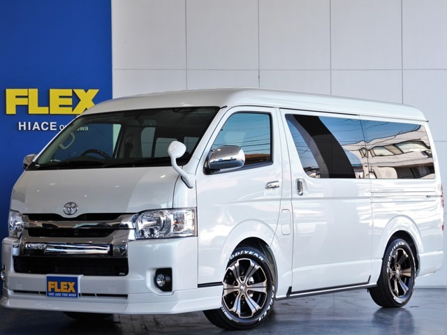 新型●新車ワゴンGL4WD●ファミリーでも広々使える室内空間が魅力です!外装もしっかりカスタムのお買い得車両!VSC付き!!