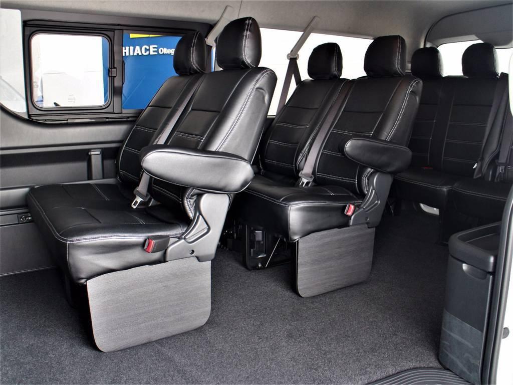 追加カスタム可能です!! | トヨタ ハイエース 2.7 GL ロング ミドルルーフ 4WD サイドオーニング