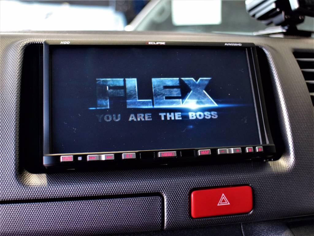 音楽録音・DVD再生・ワンセグ見れます!!   トヨタ レジアスエース 3.0 スーパーGL ロングボディ ディーゼルターボ 3型ディーゼルターボ2WD