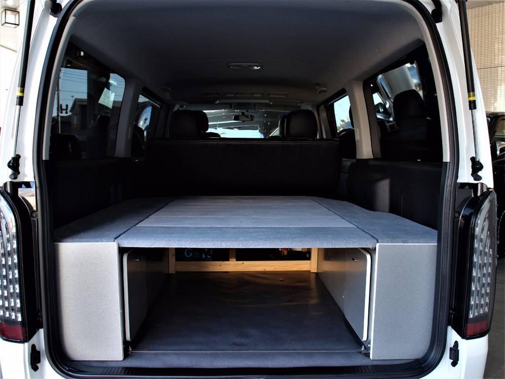 ベットキット付き!   トヨタ レジアスエース 3.0 スーパーGL ロングボディ ディーゼルターボ 3型ディーゼルターボ2WD