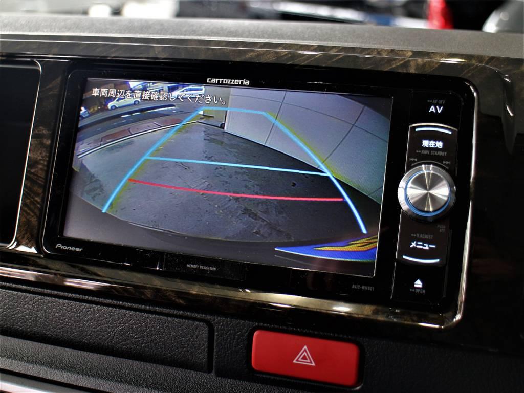 バックカメラ連動加工済! | トヨタ ハイエースバン 2.8 スーパーGL ワイド ロング ミドルルーフ ディーゼルターボ 新型 ダークプライム