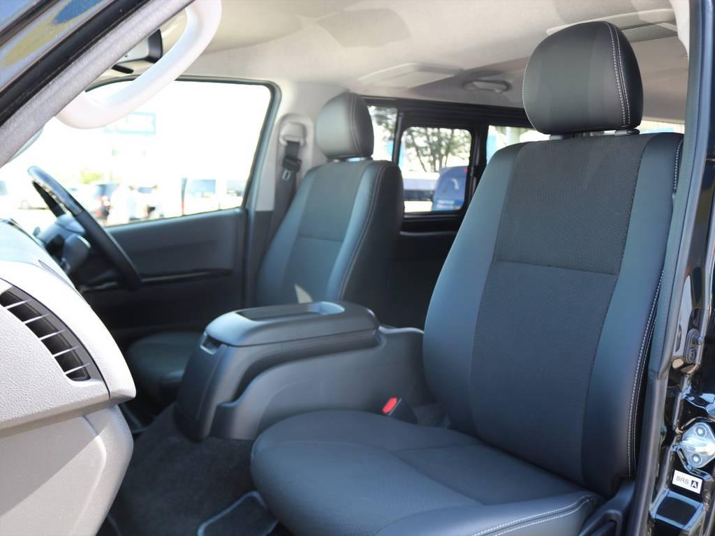 トヨタ正規保証付帯!5年または10万キロいずれか早い方迄となります! | トヨタ ハイエースバン 2.8 スーパーGL ロング ディーゼルターボ ダークプライム TSS
