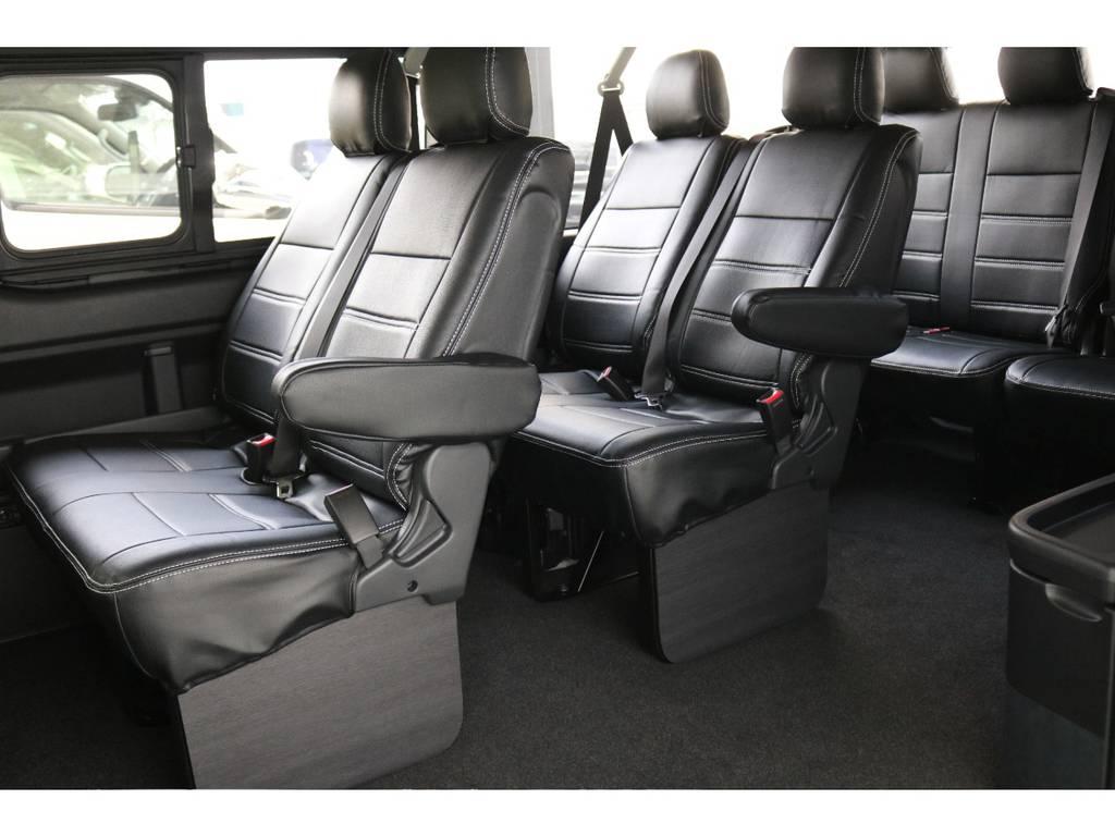 10人乗りですので大勢でお出掛けできますね!!   トヨタ ハイエース 2.7 GL ロング ミドルルーフ 4WD