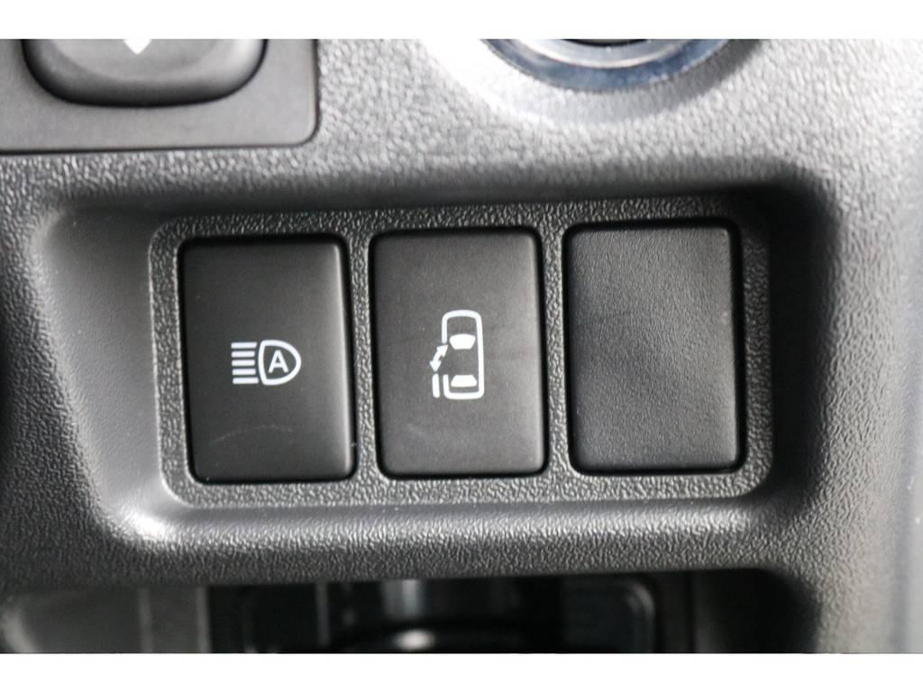 片側自動ドアです!! | トヨタ ハイエース 2.7 GL ロング ミドルルーフ TSS付 ナビパッケージ