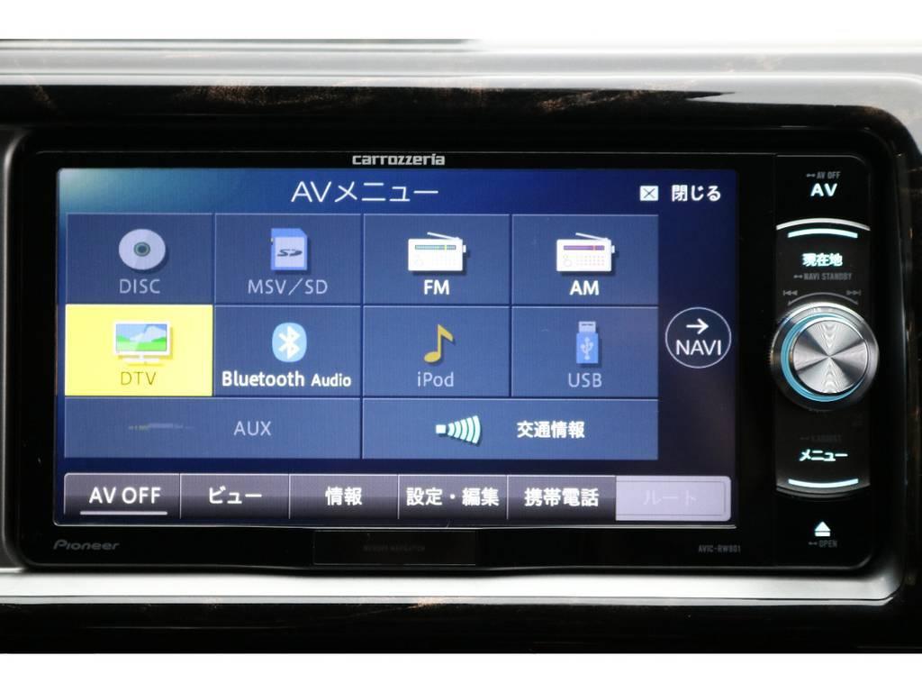 地デジ内蔵SDナビ搭載!! | トヨタ ハイエース 2.7 GL ロング ミドルルーフ TSS付 ナビパッケージ