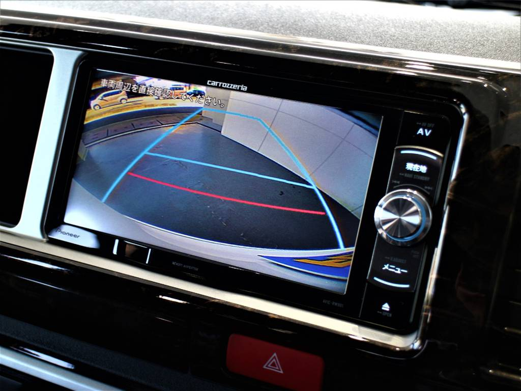 バックモニター連動加工済! | トヨタ ハイエース 2.7 GL ロング ミドルルーフ 4WD アレンジR1内装架装
