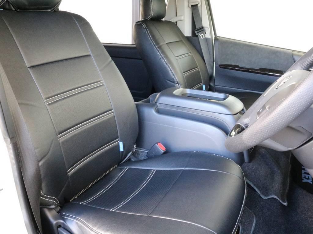 運転席ドア開口部のイメージです!! | トヨタ ハイエース 2.7 GL ロング ミドルルーフ 4WD アレンジR1内装架装