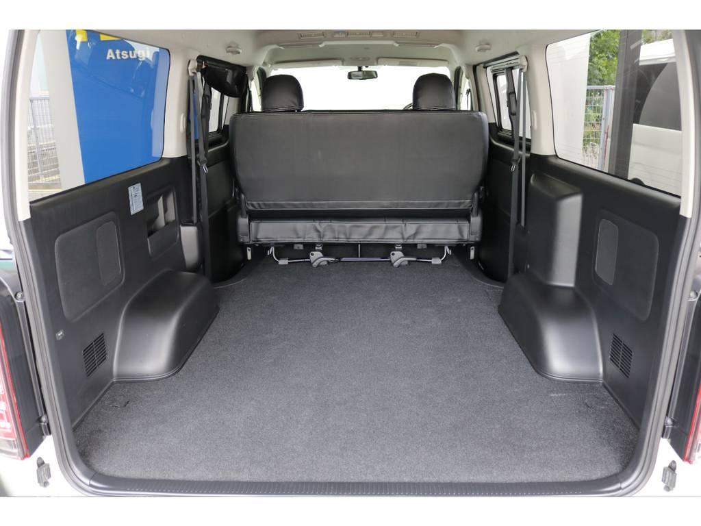 内外装クリーニング済です! | トヨタ ハイエースバン 2.7 スーパーGL ワイド ロング ミドルルーフ 4WD