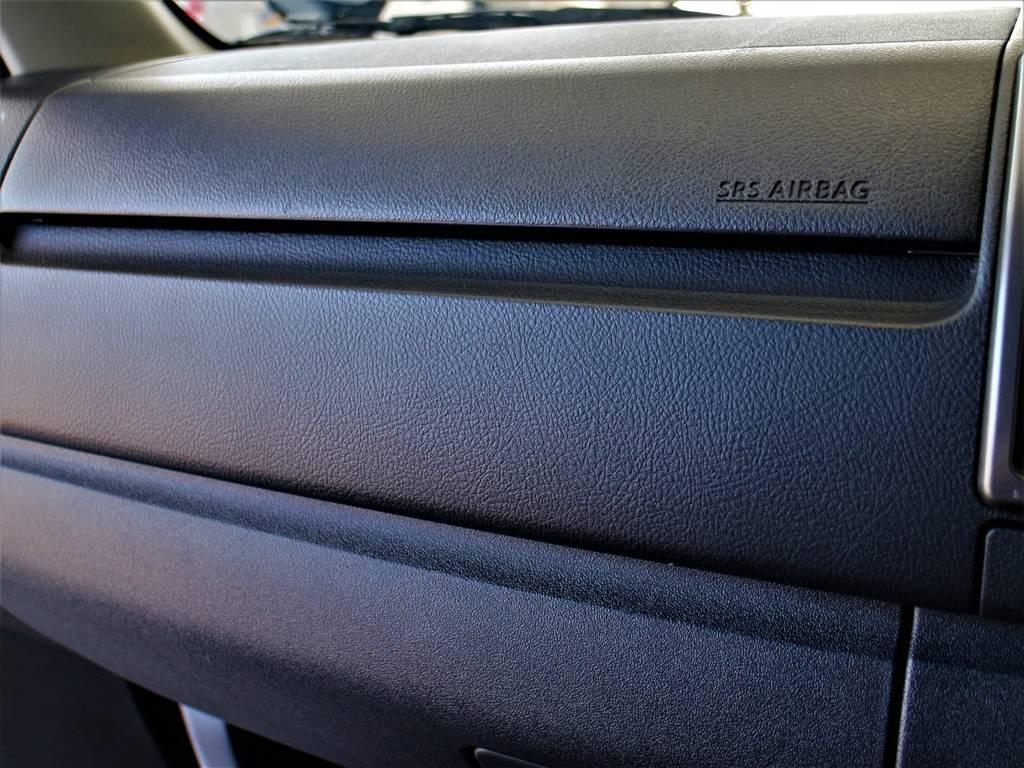 助手席エアバック! | トヨタ ハイエースバン 3.0 スーパーGL ダークプライム ロングボディ ディーゼルターボ 4WD