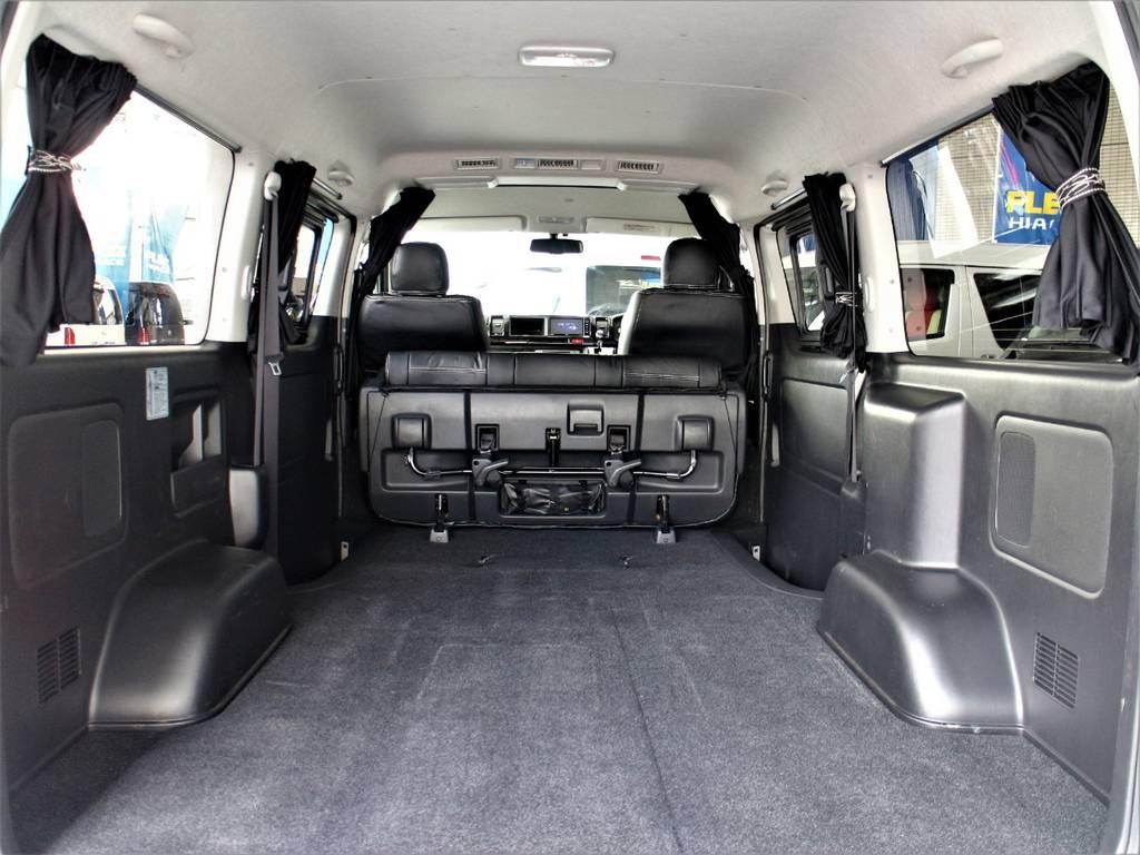 内外装クリーニング済です!   トヨタ ハイエースバン 3.0 スーパーGL ワイド ロング ミドルルーフ ディーゼルターボ